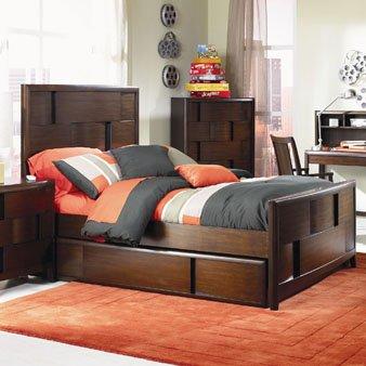Magnussen Twilight Complete Panel Bed