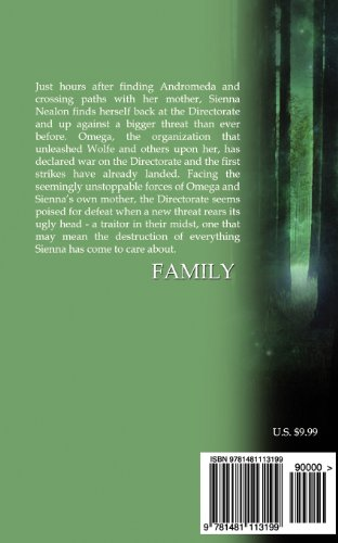 Family: The Girl in the Box, Book Four
