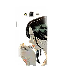 ifasho Designer Phone Back Case Cover Samsung Galaxy On7 Pro :: Samsung Galaxy On 7 Pro (2015) ( Jungle Man Look )