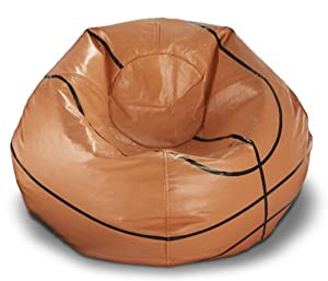 Ace Bayou Sport Themed Round Small Bean Bag by Ace Bayou Corp.