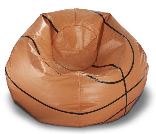 Ace Bayou Basketball Matte Bean Bag