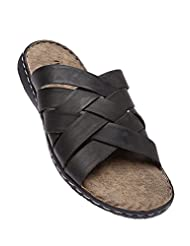 Iwalk Men's Leather Casual Sandals
