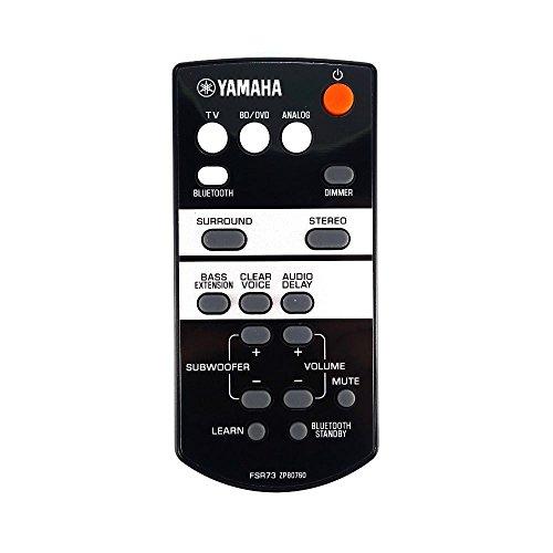 Genuine Yamaha YAS-105-Soundbar con telecomando