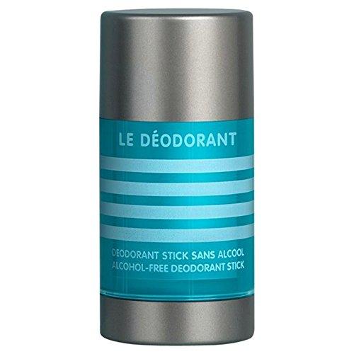 Jean Paul Gaultier Le Male Senza Alcool Deodorante Stick 75g (Confezione da 6)