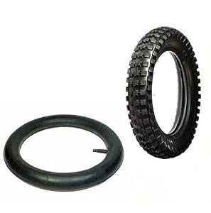 12 1/2 x 2.75 Tire & Inner Tube Razor Mini Mx 350 Mx 400 Kid Electric Dirt Bike