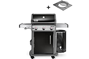 spirit e 320 premium weber grill gas grill. Black Bedroom Furniture Sets. Home Design Ideas