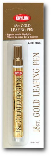 18-kt-gold-leafing-pen-provides-beautiful-highlights-for-art-craft-and-home-projects-pkg-2