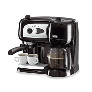 De'Longhi BCO261 Pump Combi Coffee Machine