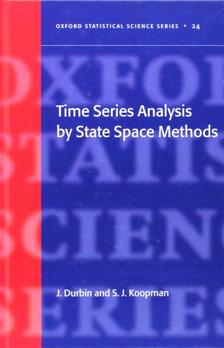 Time Series Analysis By State Space Methods (Oxford Statistical Science Series) front-75273