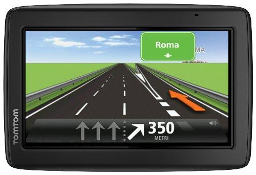 Tomtom Start 25 M Navigatore per Europa, Free Lifetime Maps, Display da 13 cm (5 Pollici), Assistente di Corsia, Assistente di Parcheggio, IQ Routes [Italia]