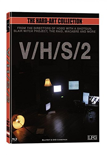 S-VHS - V/H/S 2 - Uncut [Blu-ray] [Limited Edition]