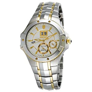 Click to buy Seiko Watches for Men: SNP008 Coutura Kinetic Perpetual Watch from Amazon!