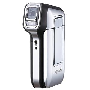 Jay-tech VideoShot HD7 - Videocámara HD (5 MP, sensor CMOS, zoom digital 8x, pantalla TFT de 6,86 cm (2,7