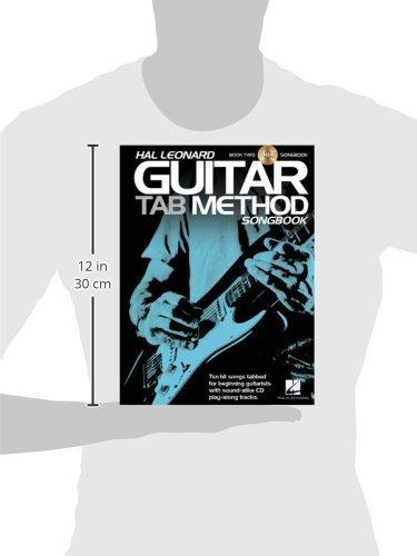 Hal Leonard Guitar Tab Method Songbook 2
