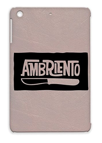 Ambriento Tpu Black Palette Art Design Cutter Art Class Ambiente Illustration Knife Culture Artist Italian For Ipad Mini Case Cover