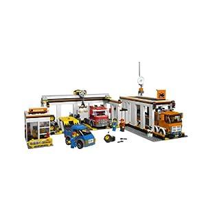 レゴシティシリーズから事務所の様子の写真