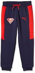 Puma Boys' Trousers (83880606_Peacoat_152)