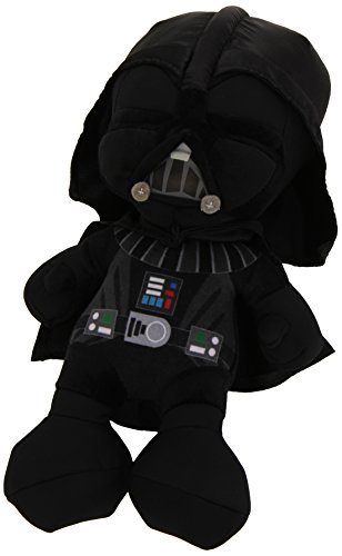 Star Wars - Peluche Darth Vader El Despertar de la Fuerza, 29 cm (Famosa 760013301)