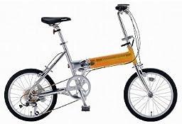 パナソニックサイクルテック (Panasonic) ライトウイング (LIGHT WING) 18インチ折りたたみ自転車 (B-TW872)