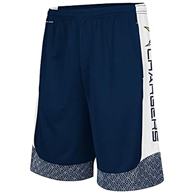 """San Diego Chargers Majestic NFL """"Strong Will"""" Men's Synthetic Shorts"""