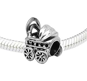 Amazon Com Egb Baby Stroller Carriage Charm Bead Fits