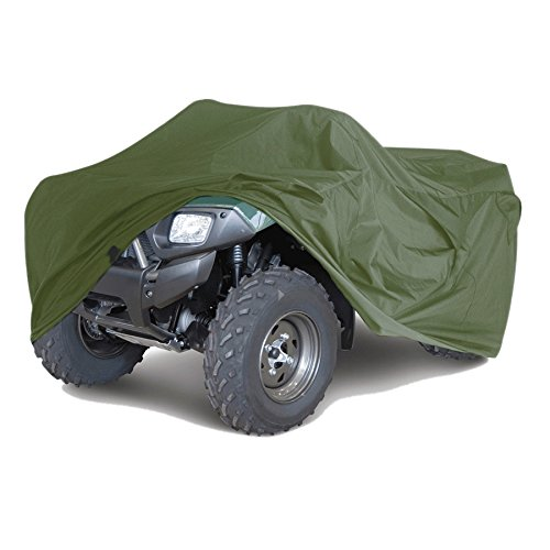 Leader Accessories Durable Water/Uv Resistant Utv Cover Without Cabin Polaris Trail Rzr Mid-Size Ranger