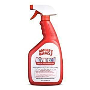 Nature's Miracle Advanced Pet Trigger Sprayer, 32-Ounce