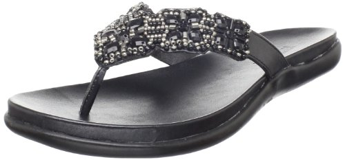 Kenneth Cole Reaction Women'S Glam-A Sandal,Black,7.5 M Us front-906759
