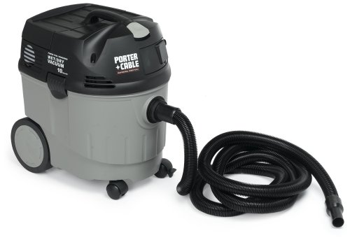 Porter-Cable 7812 10-Gallon 1-1/2-Horsepower Tool-Start Wet/Dry Vacuum