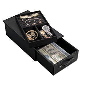Stack-On SPAJD-12 12-Inch Jewelry Case for use in Stack-On Safes