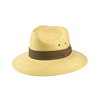 Dorfman soft toyo safari dress hat