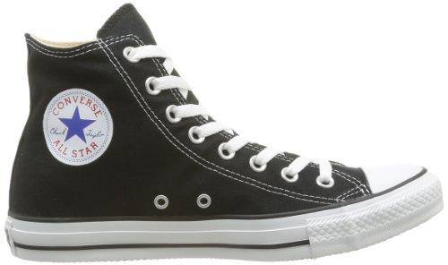 converse as hi can blk m9160 unisex erwachsene sneaker schwarz black eu 38 us 5 5 your. Black Bedroom Furniture Sets. Home Design Ideas