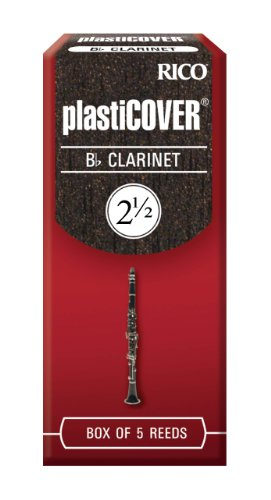 Rico Plasticover Bb Clarinet Reeds, Strength