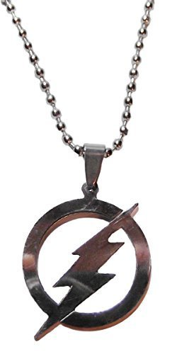 dc-comics-the-flash-logo-stainless-steel-pendant-necklace-w-22-chain