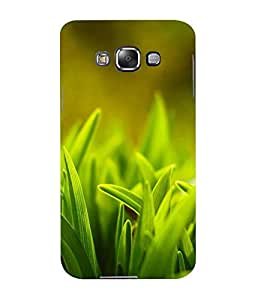 Mental Mind 3D Printed Plastic Back Cover For Samsung Galaxy E7- 3DSAME7-G1246