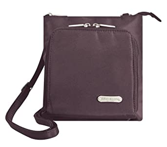 Travelon Slim Shoulder Bag 52