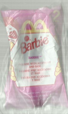 Barbie in Blue Jeans, Mcdonalds Happy Meal 1998