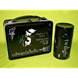 Twilight Bella and Edward Lunch Box with Thermos