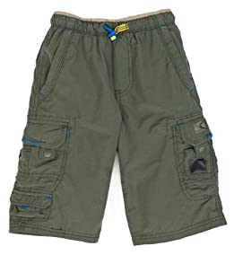 LITTLE BOYS Delano 360 Cargo Messenger Shorts