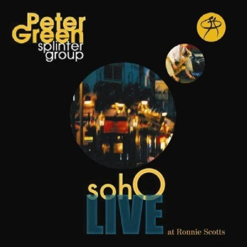 Soho-Live at Ronnie Scott's