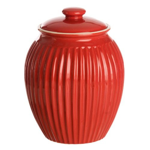 Romertopf Reco Red Cookie Jar On Sale Best Daily Deals