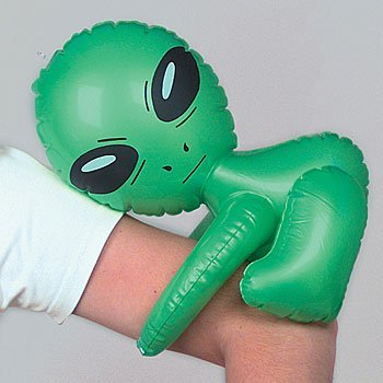 12.5 Inch Alien Inflate
