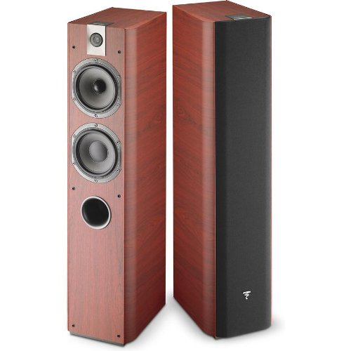 Focal - Chorus 716 Bass-Reflex Floostanding Speaker Rosewood (Pair)