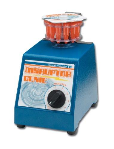 Scientific Industries SI-D288 Disruptor Genie Cell Disruptor, 1000-3000rpm, 12 x 2.0mL Capacity, 100V/60Hz d288 to 220