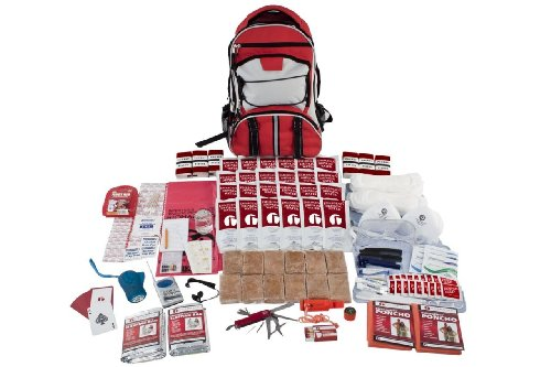 Deluxe Emergency Survival Kit 2-Person
