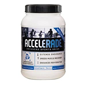 Accelerade Fruit Punch, 60 Servings by Accelerade
