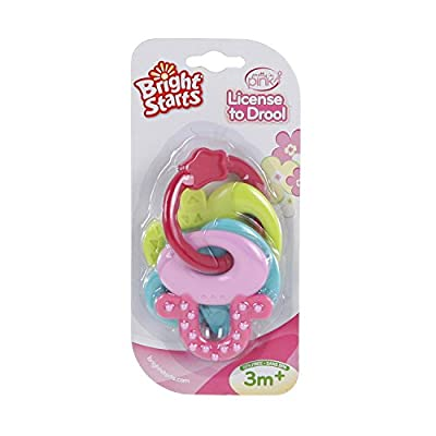 Bright Starts License to Drool Teether by KIDS II