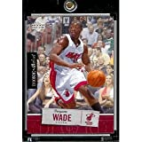 2005 06 Upper Deck Rookie Debut Dwayne Wade Miami Heat Basketball Card #48 - Mint... by