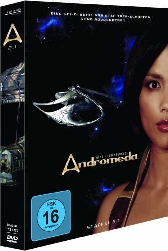 Andromeda - Season 2.1 [3 DVDs]