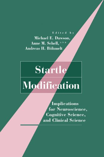 Startle Modification: Implications for Neuroscience, Cognitive Science, and Clinical Science